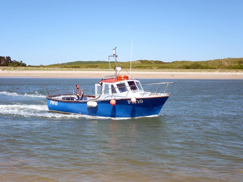 Boat trips for Fishing boat trips